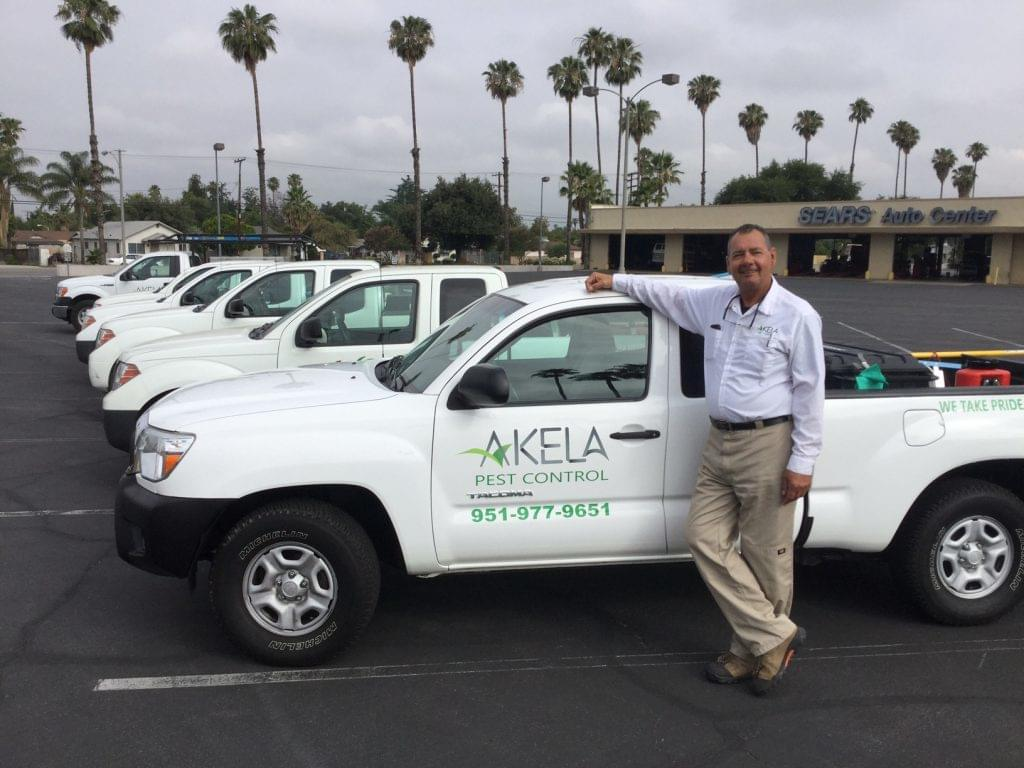 Akela pest control located in Riverside, California now open in Temecula, California